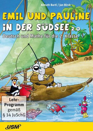 Verpackung von Emil und Pauline in der Südsee 2.0 [PC-Software]