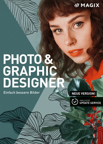 Verpackung von MAGIX Photo & Graphic Designer (17)  [PC-Software]