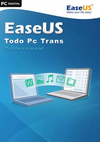 Verpackung von EaseUS easeus Todo PCTrans Pro 11.3 2 PCs / Free Lifetime Upgrade [PC-Software]