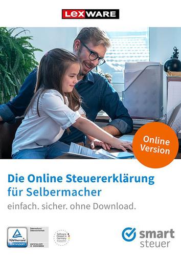 smartsteuer 2020 (für Steuerjahr 2019) (Download), PC