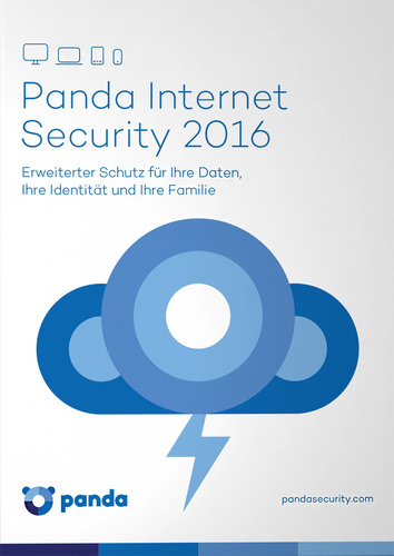 Verpackung von Panda Internet Security 2016 - 3 User / 12 Monate [PC-Software]
