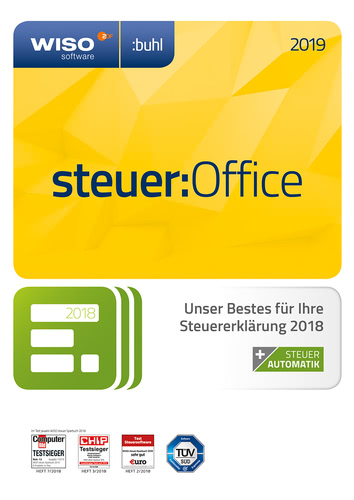 WISO steuer:Office 2019 (Download), PC