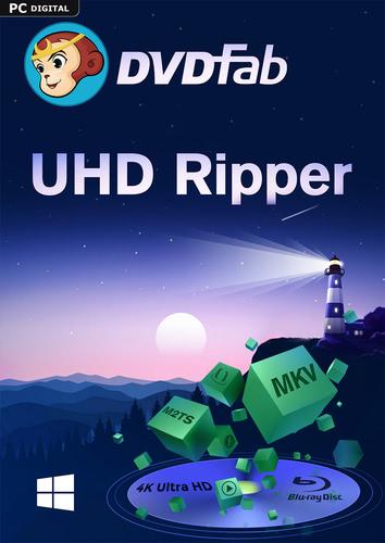 Verpackung von DVDFab UHD Ripper für PC (24 Monate) [PC-Software]