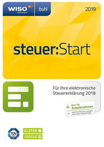 Verpackung von WISO steuer:Start 2019 [PC-Software]