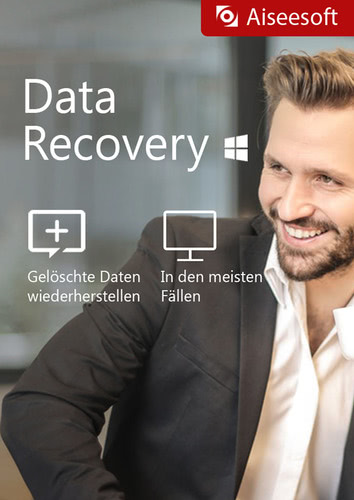 Verpackung von Aiseesoft Aiseesoft Data Recovery [PC-Software]