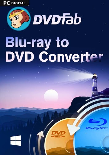Verpackung von DVDFab Blu-ray to DVD Converter (24 Monate) für PC [PC-Software]