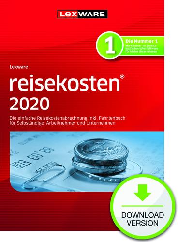 Lexware reisekosten 2020 – Jahresversion (365-Tage) (Download), PC