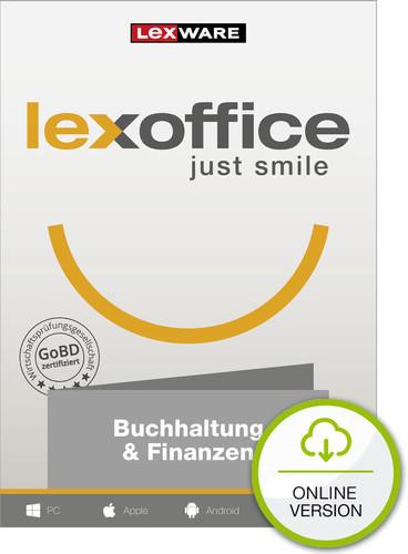Lexoffice Buchhaltung + Finanzen Р1 Jahreslizenz Рdie Online-Buchhaltung (Cloud-L̦sung) (Download), PC