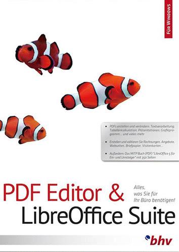 Verpackung von PDF Editor & LibreOffice Suite [PC-Software]