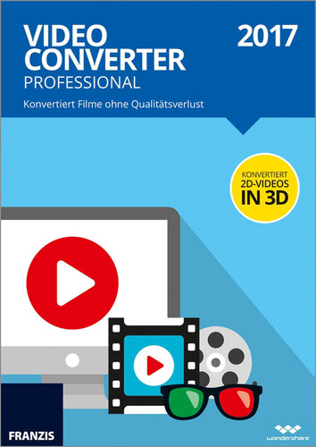 Video Converter Professional 2017 (Download), PC