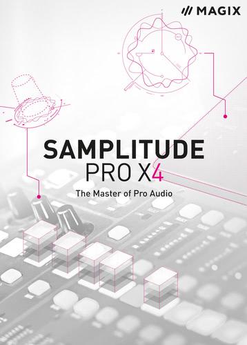 Verpackung von Samplitude Pro X4 [PC-Software]