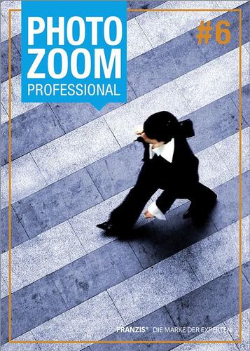 Verpackung von PhotoZoom professional 6 für PC [PC-Software]
