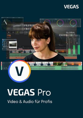 Verpackung von Vegas Pro 19 [PC-Software]