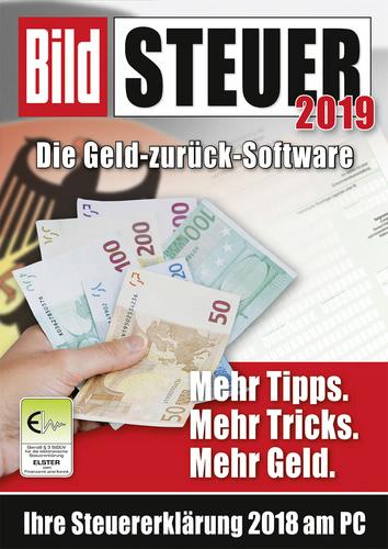 Verpackung von BILD Steuer 2019 [PC-Software]