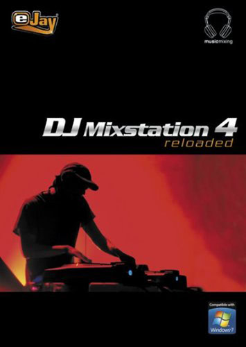Verpackung von eJay DJ Mixstation 4 reloaded [PC-Software]