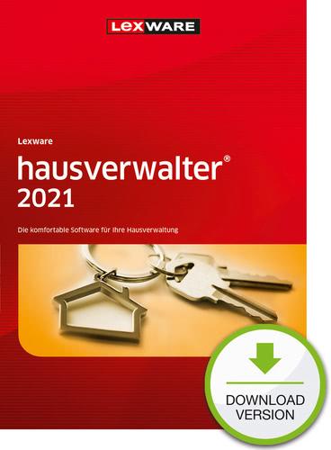 Verpackung von WISO Hausverwalter 2021 Standard [PC-Software]