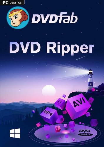 DVDFab DVD Ripper (24 Monate) (Download), PC