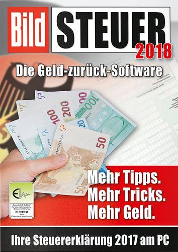 Verpackung von Bild Steuer 2018 [PC-Software]