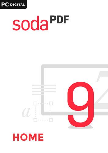 Verpackung von Soda PDF Home 9 [PC-Software]