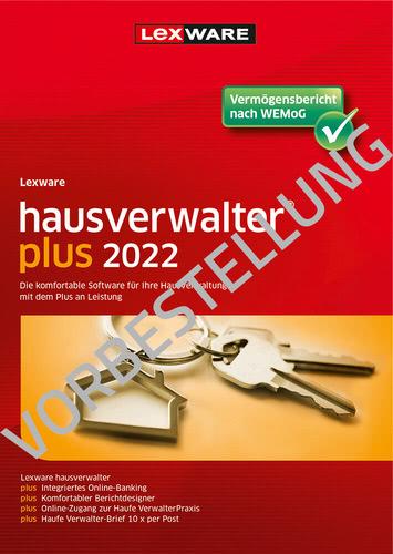 Lexware Hausverwalter 2022 Plus (Download), PC