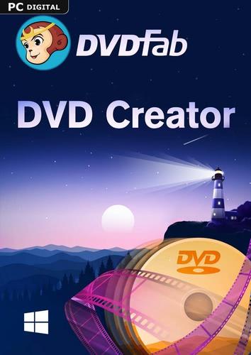 Verpackung von DVDFab DVD Creator (1 User / 2 Jahre) PC [PC-Software]