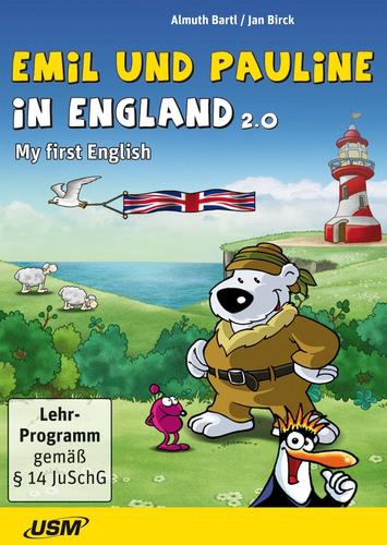 Verpackung von Emil und Pauline in England 2.0 [PC-Software]