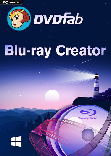 Verpackung von DVDFab Blu-ray Creator (24 Monate) für PC [PC-Software]