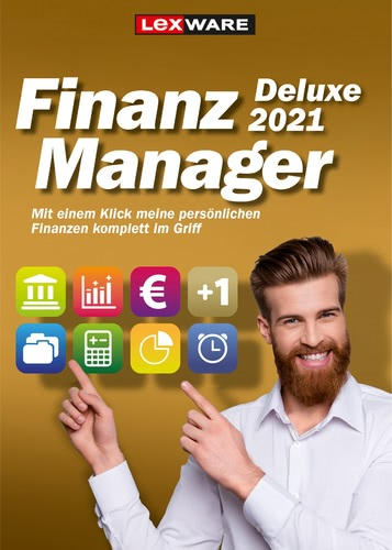 Lexware FinanzManager Deluxe 2021 (Download), PC